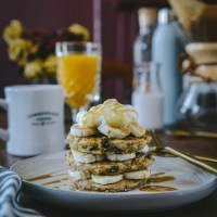 Coffee, Community & Comfort: Gluten-Free Oat Pancakes