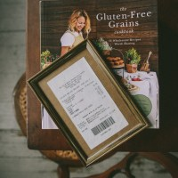 The Making of a Cookbook (My Book is One!)