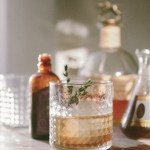 Black Pepper & Thyme Old Fashioned Cocktail
