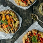 Pie for Lunch: Everything Bagel Tomato Tarts