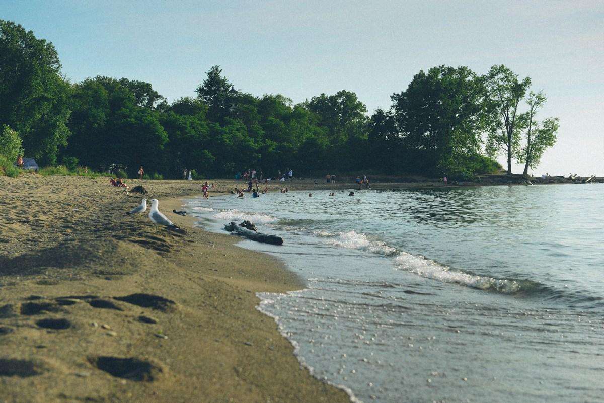 Lake Erie // www.WithTheGrains.com