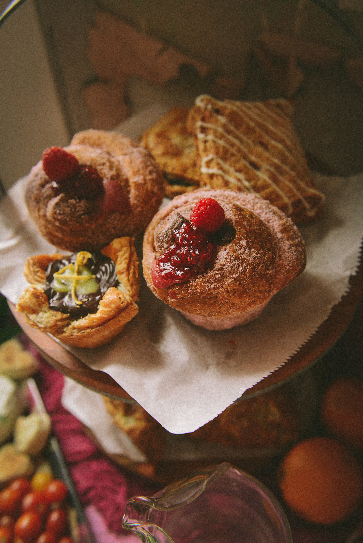 Driftwood Oven Pastries // www.WithTheGrains.com