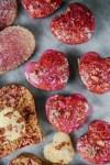 Pink Pitaya Glaze // www.WithTheGrains.com