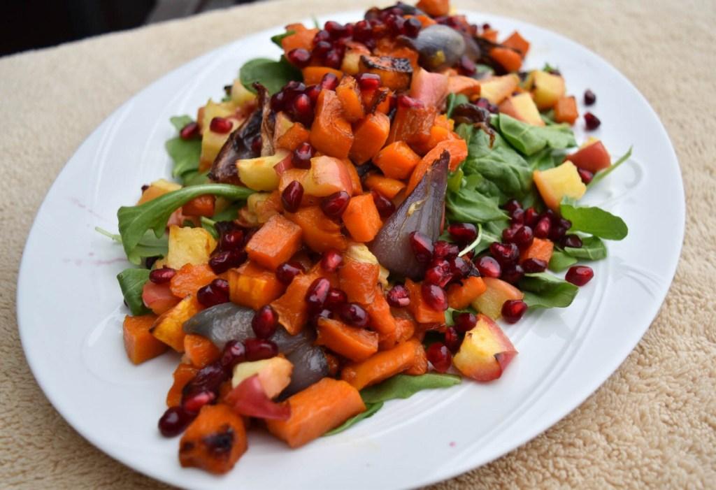 Pomegranate Salad offset