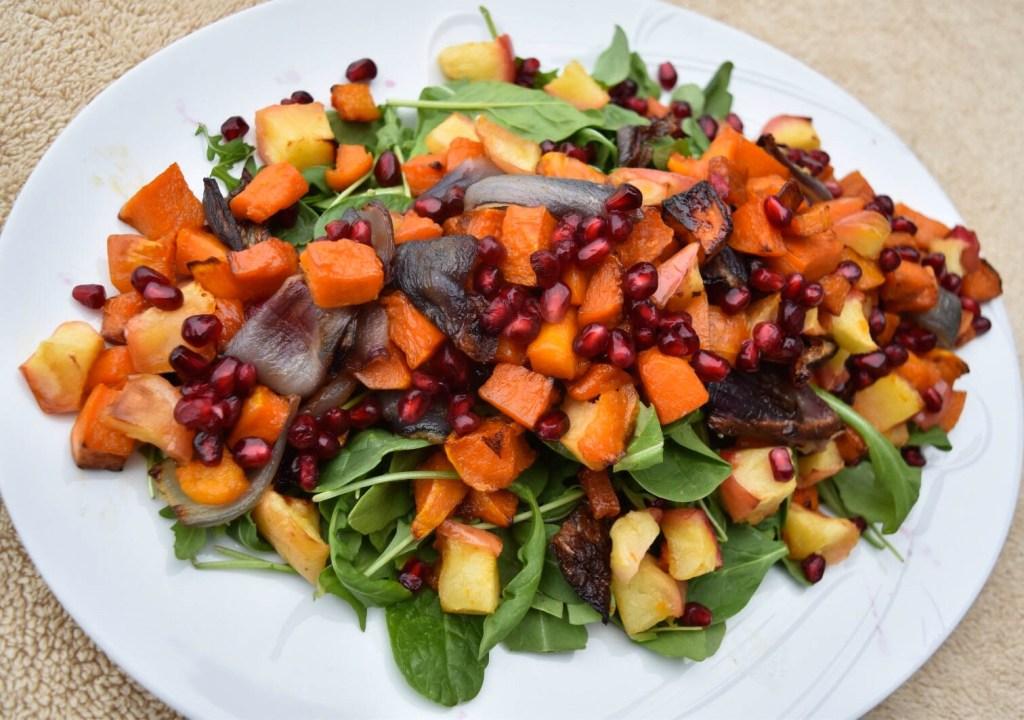 Pomegranate Salad_