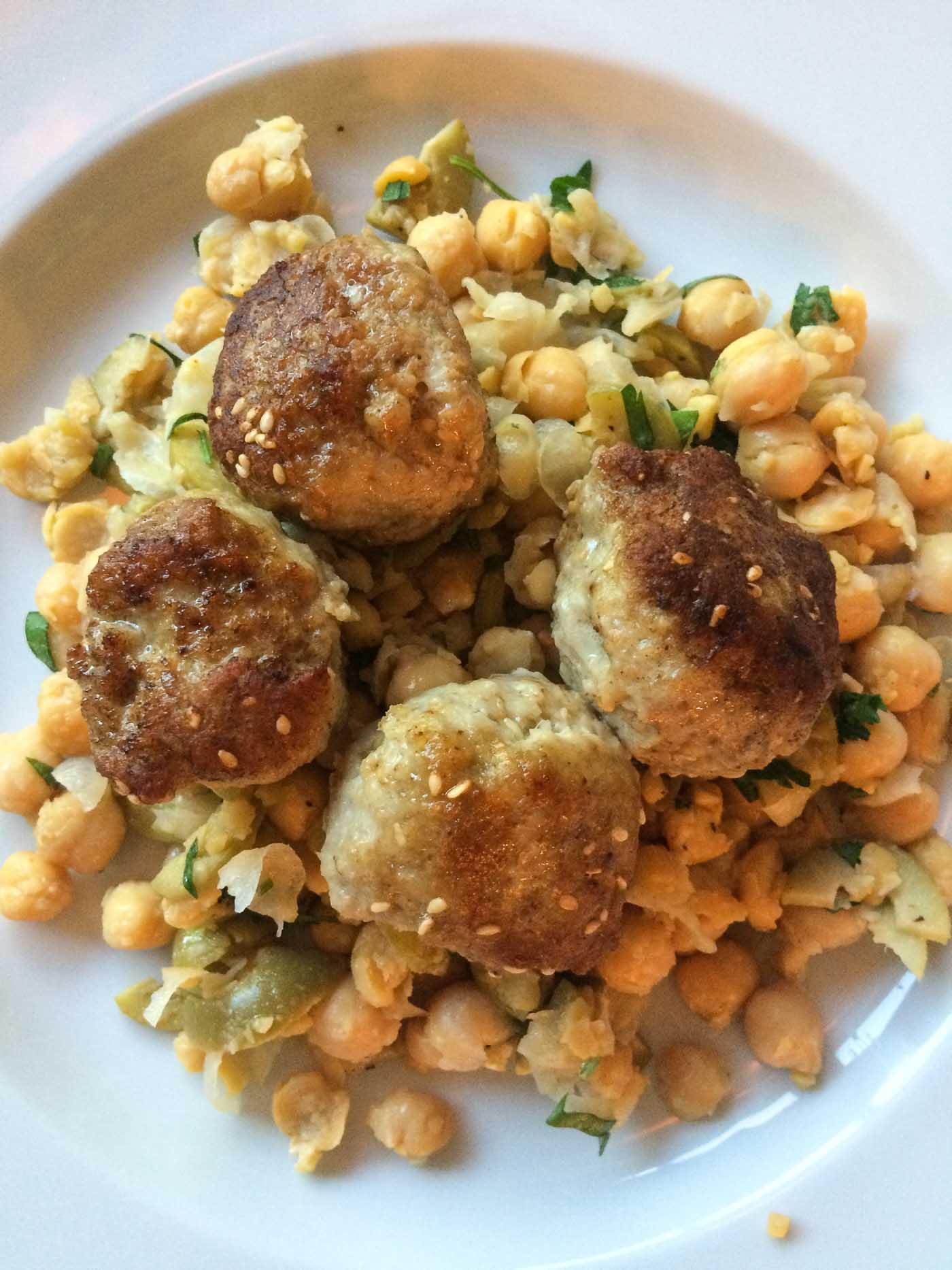 Smitten Kitchen Turkey Meatball Soup