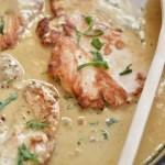 One Pot Chicken Tarragon