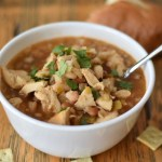 Slow Cooker Maple Chicken Chili