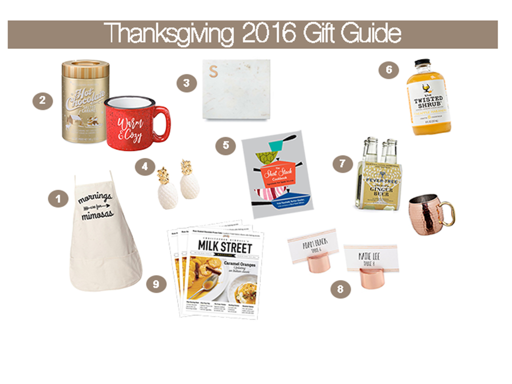Thanksgiving Gift Guide