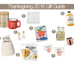Thanksgiving 2016 Gift Guide