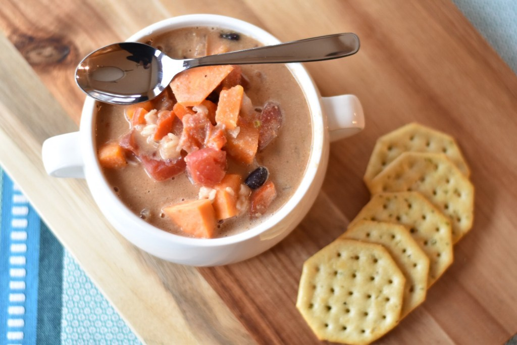 Slow Cooker African Peanut Stew