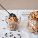 Edible Peanut Butter Chocolate Chip Cookie Dough