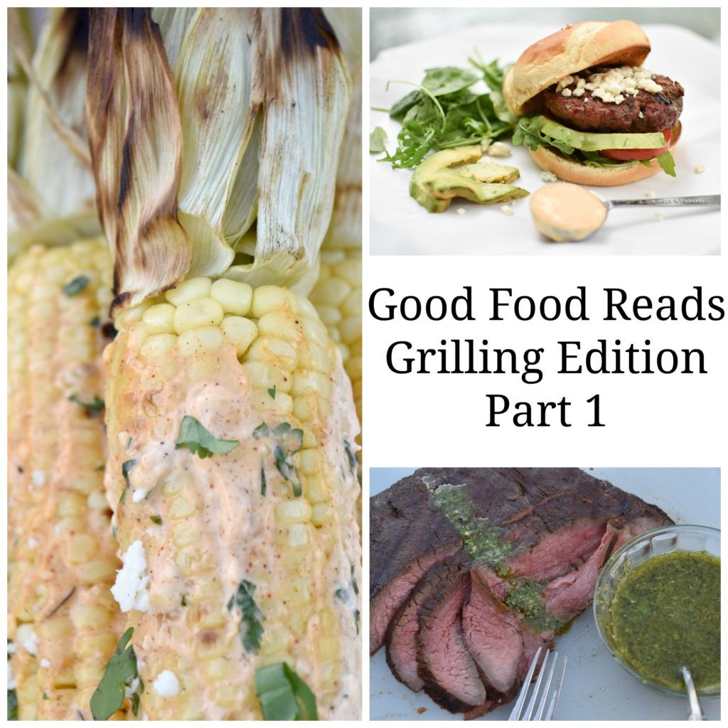 Good Food Reads Grilling Edition