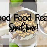 Good Food Reads: Snack Time!