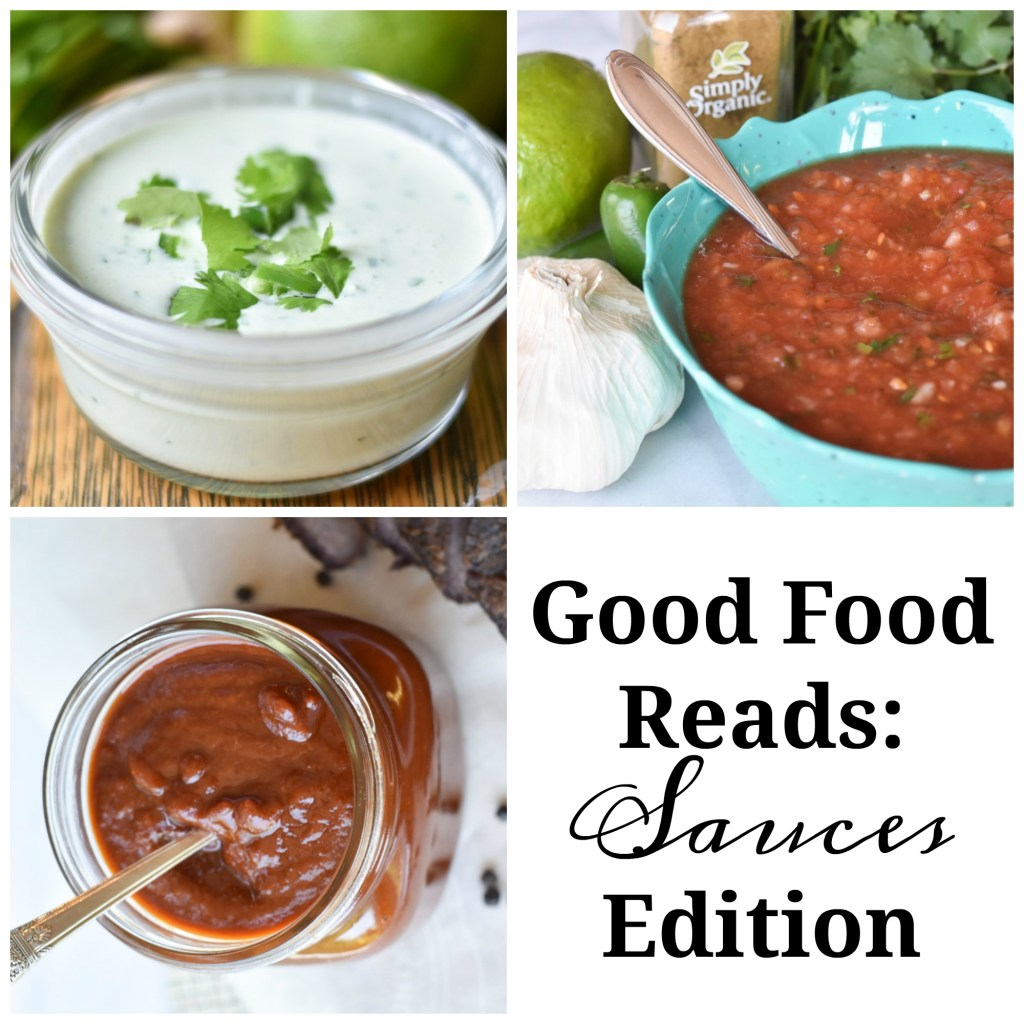 Good Food Reads Sauces