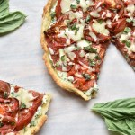 Roasted Tomato and Ricotta Tart
