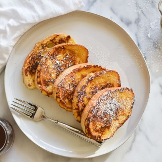 Egg Nog French Toast: The perfect holiday breakfast!