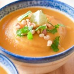 Instant Pot Thai Butternut Squash Soup