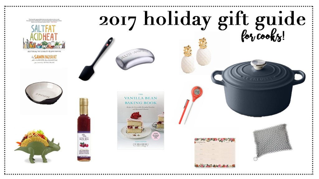 Gift Guide for Cooks