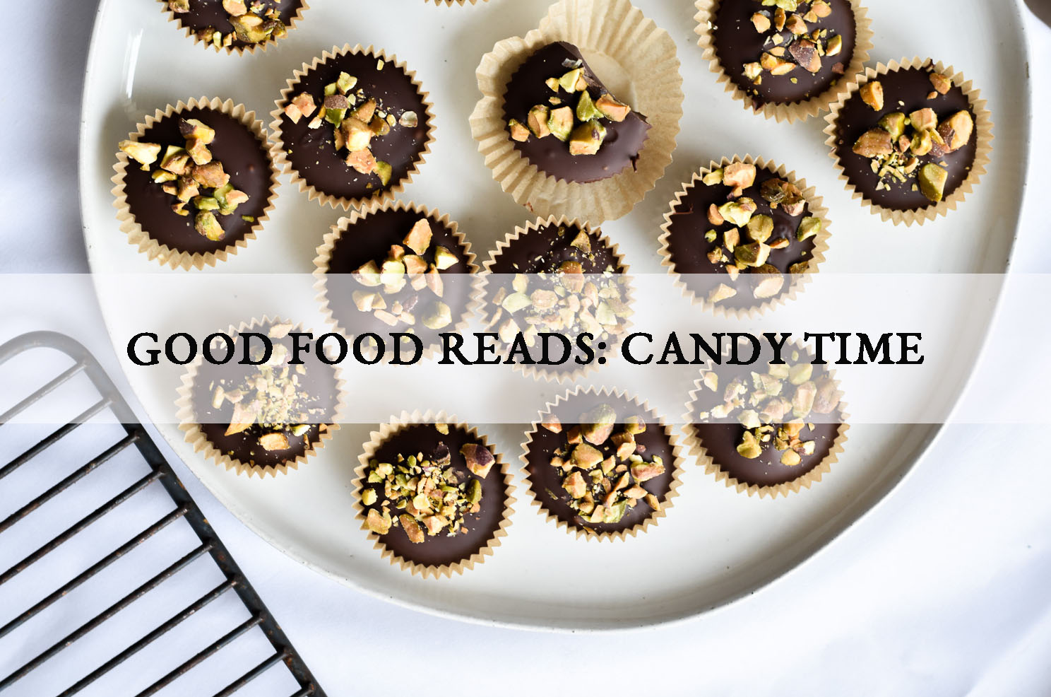 Good Food Reads Candy Time