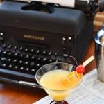 Orange Vanilla Martini: Academy Awards Inspired