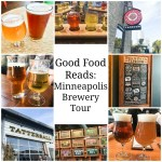 Good Food Reads: Minneapolis Brewery Tour