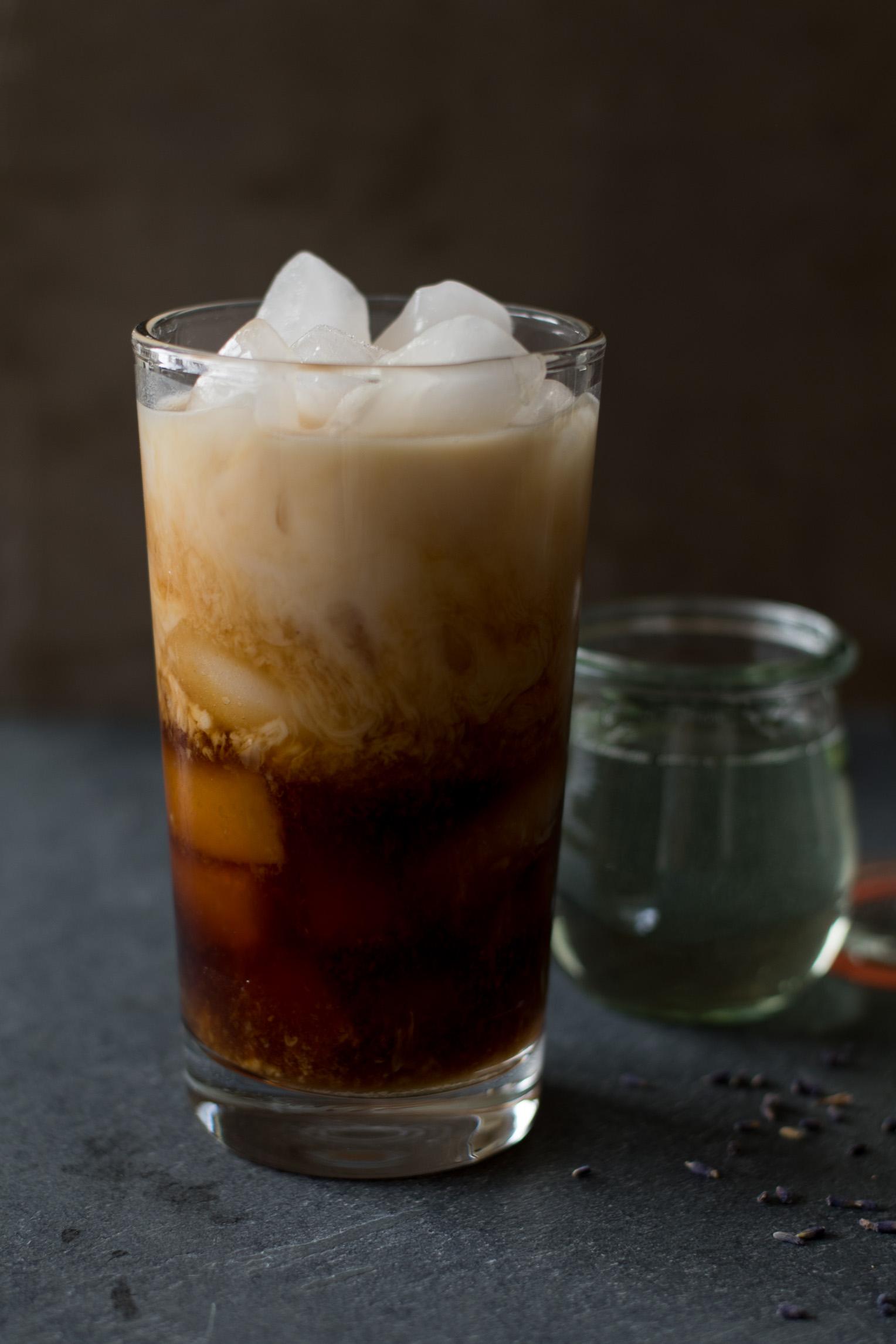 Iced Lavender Almond Milk Latte-1