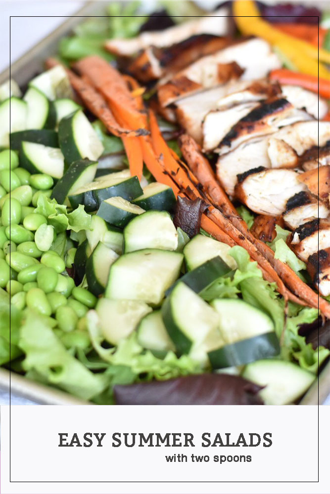 Good Food Reads Summer Salads