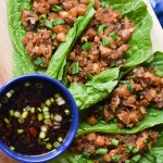 Healthy Vegan Lettuce Wraps