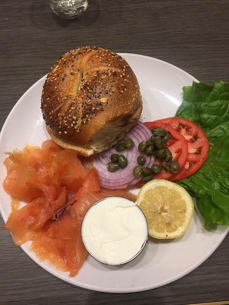 New York City Breakfast at Friedman's