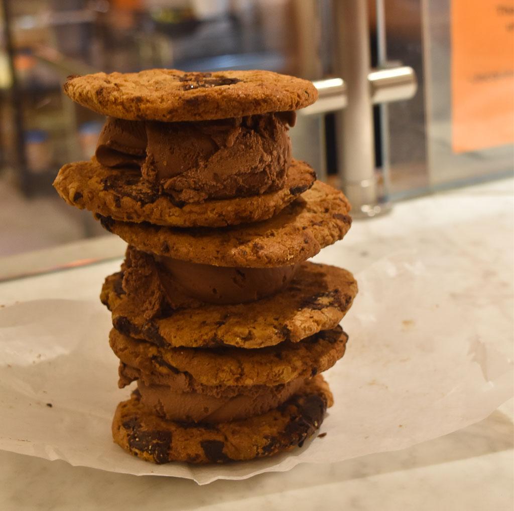 New York City Wicked Ice Cream Sandwiches