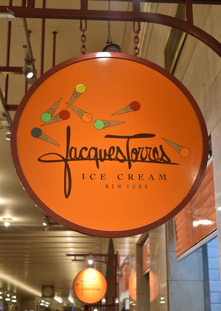 New York City Jacques Torres Ice Cream