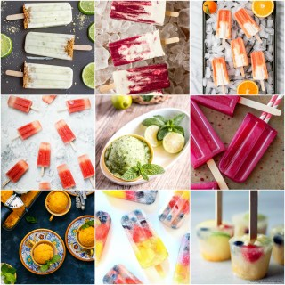 Popsicle and Sorbet Recipes