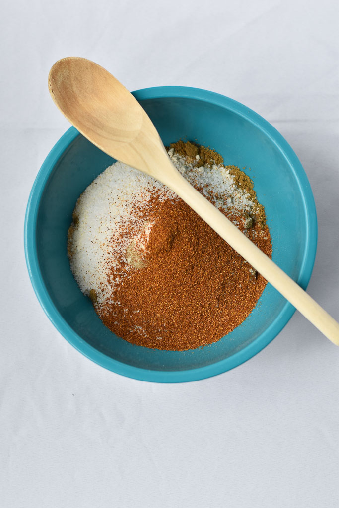 The very best seasoning rub