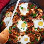 Shakshuka (Whole30, Vegetarian, and How to Impress Your Date)