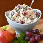 Waldorf Chicken Salad (Whole30)