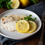 Lemon Herb Baked Tilapia