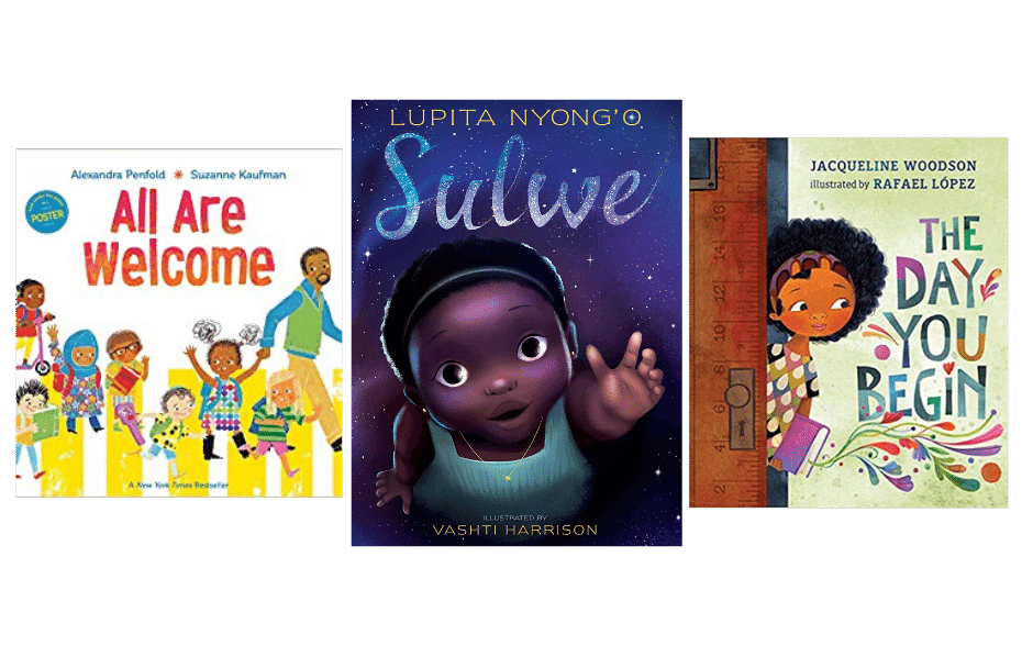 Kids Books about race and diversity