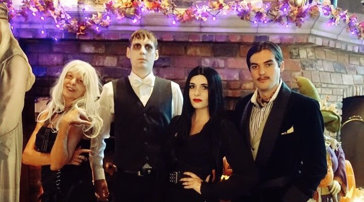 The Best Couples and Group Halloween Costumes