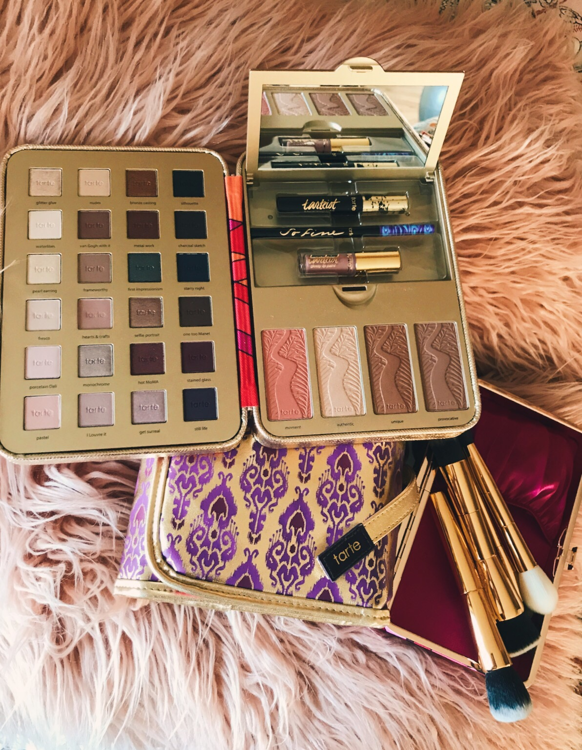 Tarte Cosmetics 1 Day Sale Must Haves With Wildflowers