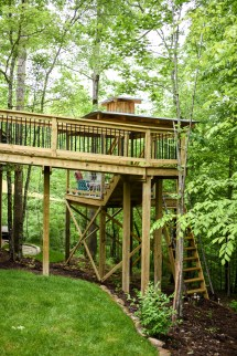 Sulfur Ridge Luxury Treehouse In Cookeville Tennessee