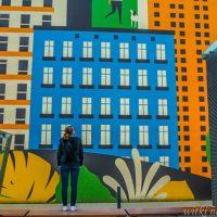 Szlakiem warszawskich murali