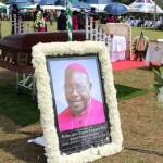 Government keeps away from Bishop Kaggwa burial