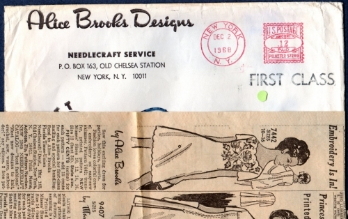 Vintage Mail Order Patterns One Big Family Witness2fashion