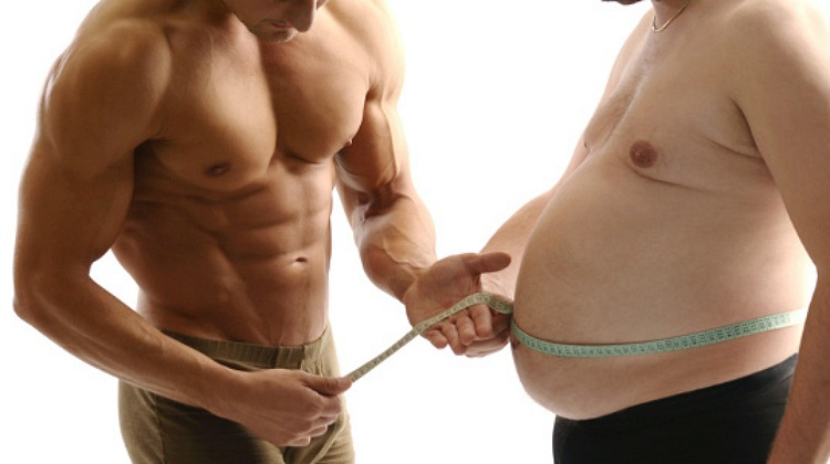 Get rid of belly fat for men