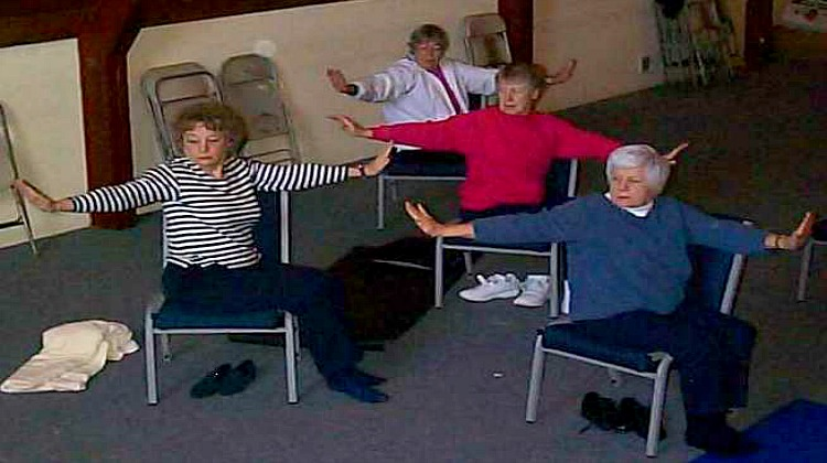 Home Workout for Seniors
