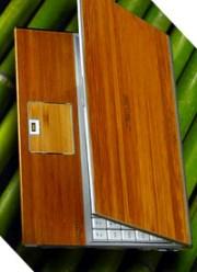 Bamboo Laptop - Green Gadgets at Stuff Live!