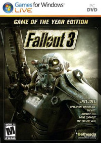 Fallout 3 GOTY Box - Best Games of 2009