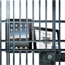 U.S. prison system: Blogging Behind Bars