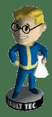 Fallout New Vegas Bobblehead Locations - Science Bobblehead